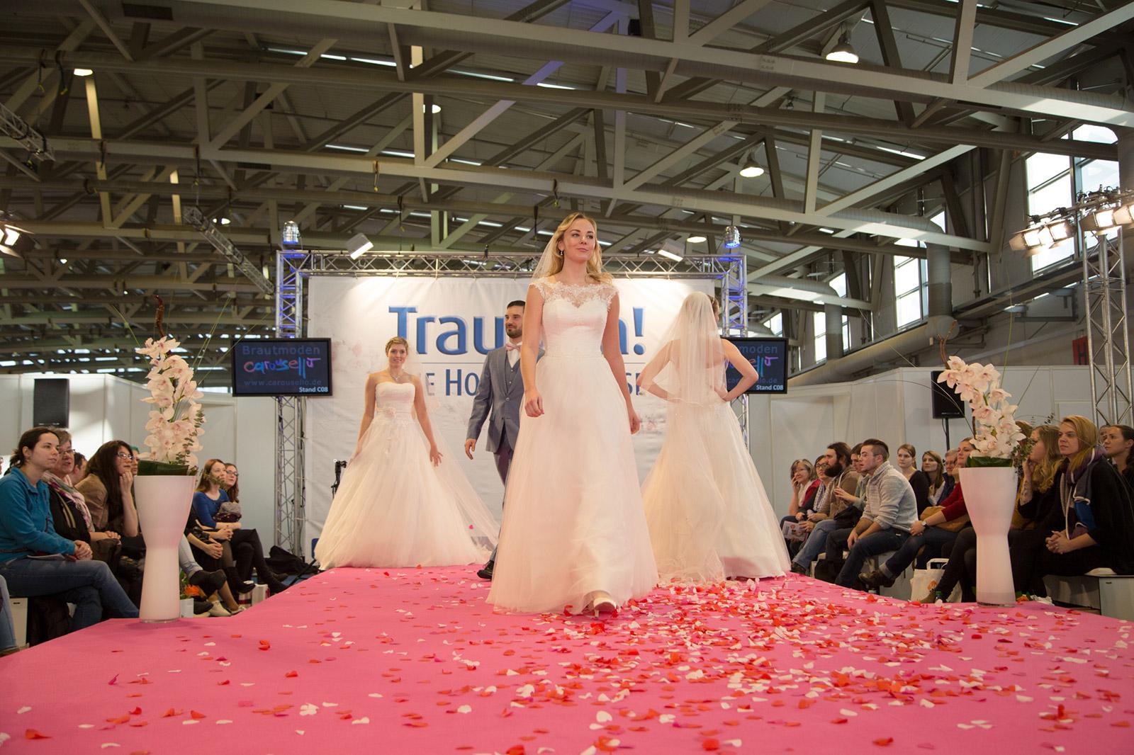 Hochzeitsmesse Trau Dich Frankfurt 2017 Carousello Brautmoden