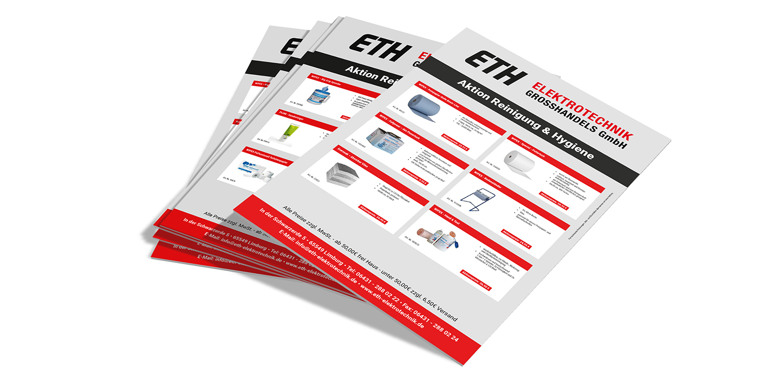 Flyer ETH Elektrotechnik