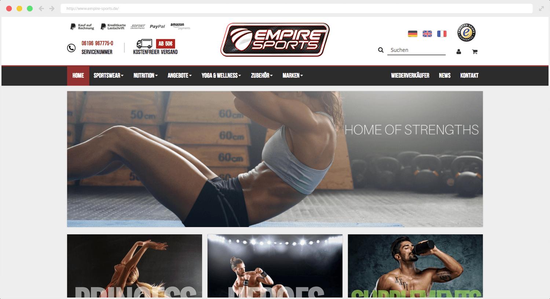 Empire Sports Shop