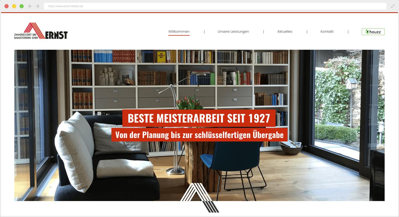 Ernst Idstein Webseite
