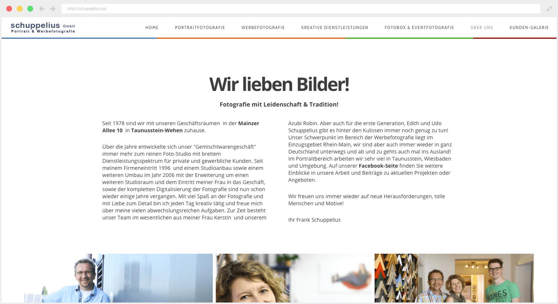 Schuppelius Infoseite