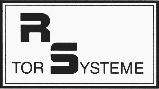 RS Torsysteme